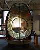 Lighthouse lamp lens