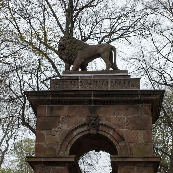 Welsford-Parker (Sebastopol) Monument (1860)