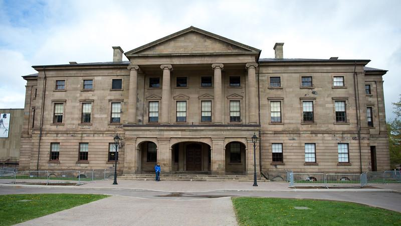 Province House - 1847