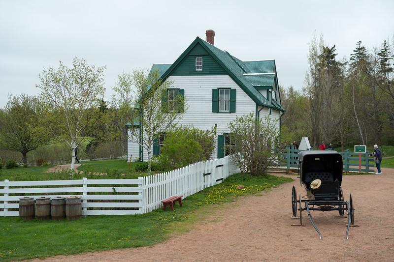 Anne of Greene Gables farmhouse