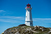 Louisbourg harbour lighthouse