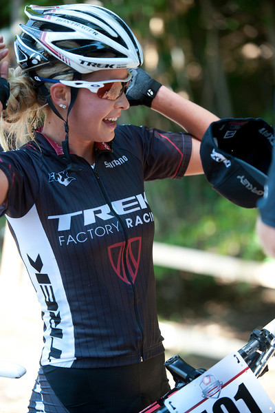 Emily Batty - Trek Factory Racing