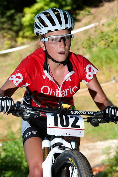 Mikaela Kofman - Scott - 3 Rox Racing