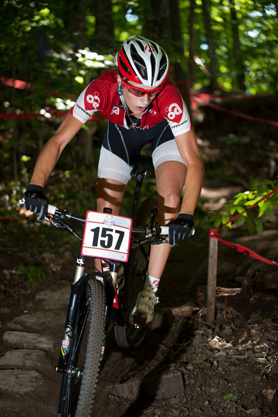 Cayley Brooks - Trek Canada Mountain Bike Team