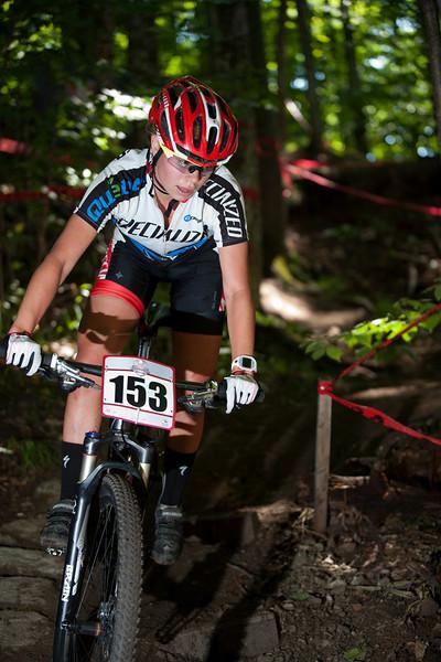 Frederique Trudel - Equipe du Quebec : Specialized Racing Canada