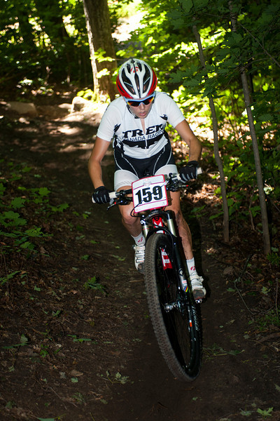 Karlee Gendron - Trek Canada Mountain Bike Team