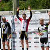 Geoff Kabush -  SCOTT - 3Rox Racing / Derek Zandstra - SCOTT - 3Rox Racing / Max Plaxton  -  Team Sho-Air/Cannondale