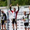 Geoff Kabush -  SCOTT - 3Rox Racing / Derek Zandstra - SCOTT - 3Rox Racing / Max Plaxton  -  Team Sho-Air/Cannondale
