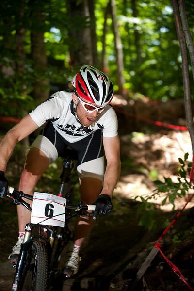 Peter Glassford (ON) Trek Canada Mountain Bike Team