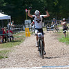 Mitchell Bailey (ON) Trek Canada Mountain Bike Team wins Canadian Championships  U23  Men Race