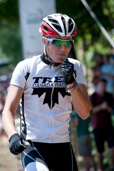 Mitchell Bailey (ON) Trek Canada Mountain Bike Team