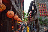 Chengdu decked out for Halloween!