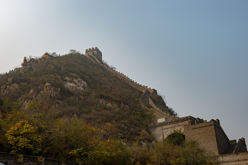 The Great Wall is 13,171 miles long