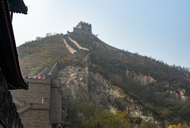 Great Wall of China - October 24, 2014