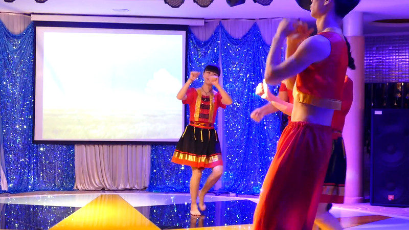 Video - Bob doing traditional Chinese dance