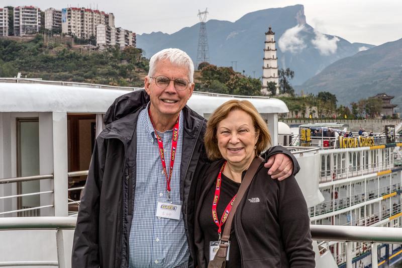 Jim & Barbara