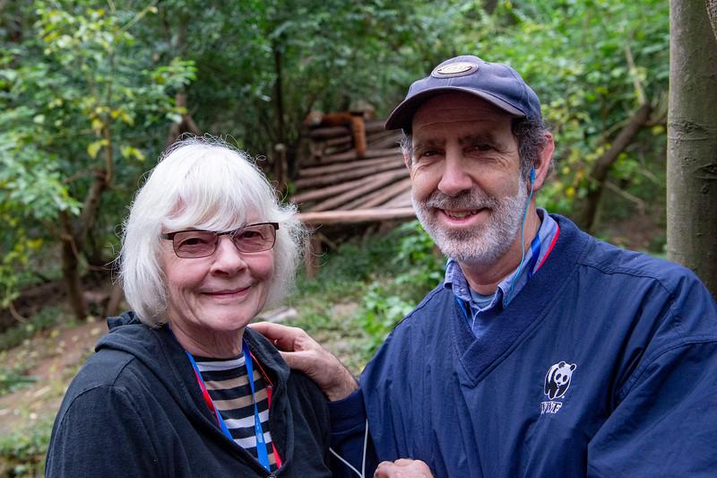 Marcia & Steve