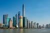 Shanghai Tower - 2073' tall  (2015)