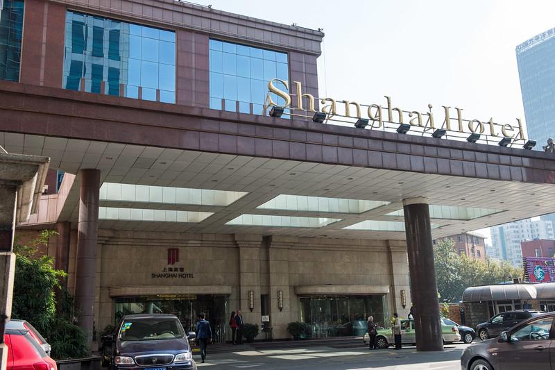 Shanghai Hotel - November 4, 2014