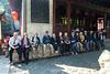 Our tourmates awaiting entry to Yuyuan Garden