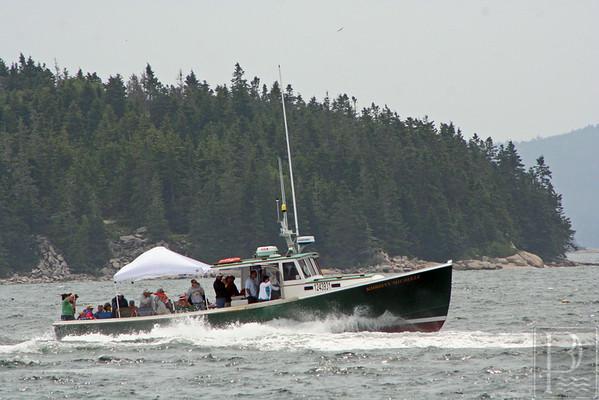 Stonington Lobster Boat Races