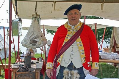 CP Wilson Museum Highland Regiment captain AB 073114