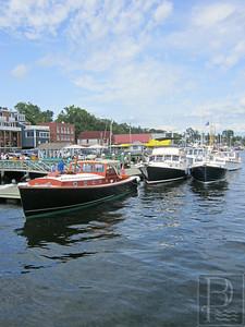 CP Lobster Boat Symposium Castine dock 080714 RH