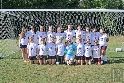 WP GSA girls soccer TEAM 091114 FB
