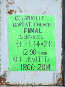IA OceanvilleBaptChurch SignServices2 091814 TS