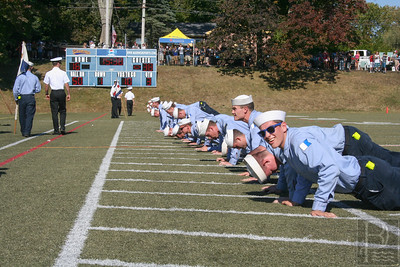 CP MMA football homecoming Halftime show 100214 AB