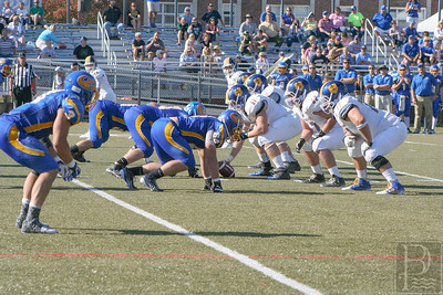 CP MMA football homecoming action 100214 A