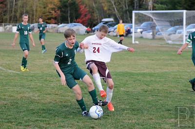 WP GSA boys soccer v MDI JV player Two 101614 FB