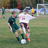 WP GSA boys soccer v MDI JV player Two 101614 FB