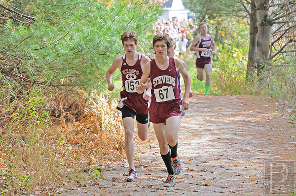 Eagles cross country takes second at PVCs