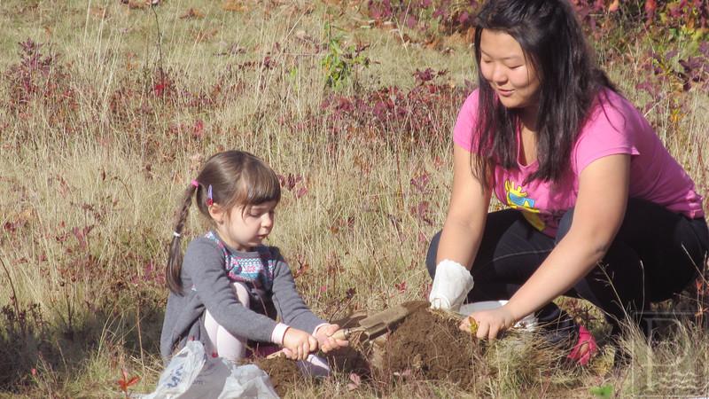 IA Mariner Park daffodil planting Emma Soo 103014 JB