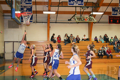Eaton goes for the rebound