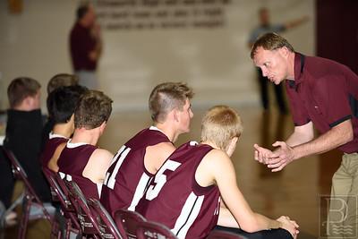 Coach Carter rallies his team