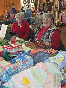 WP Brooksville Craft Fair Nancy Judy 120414 TS