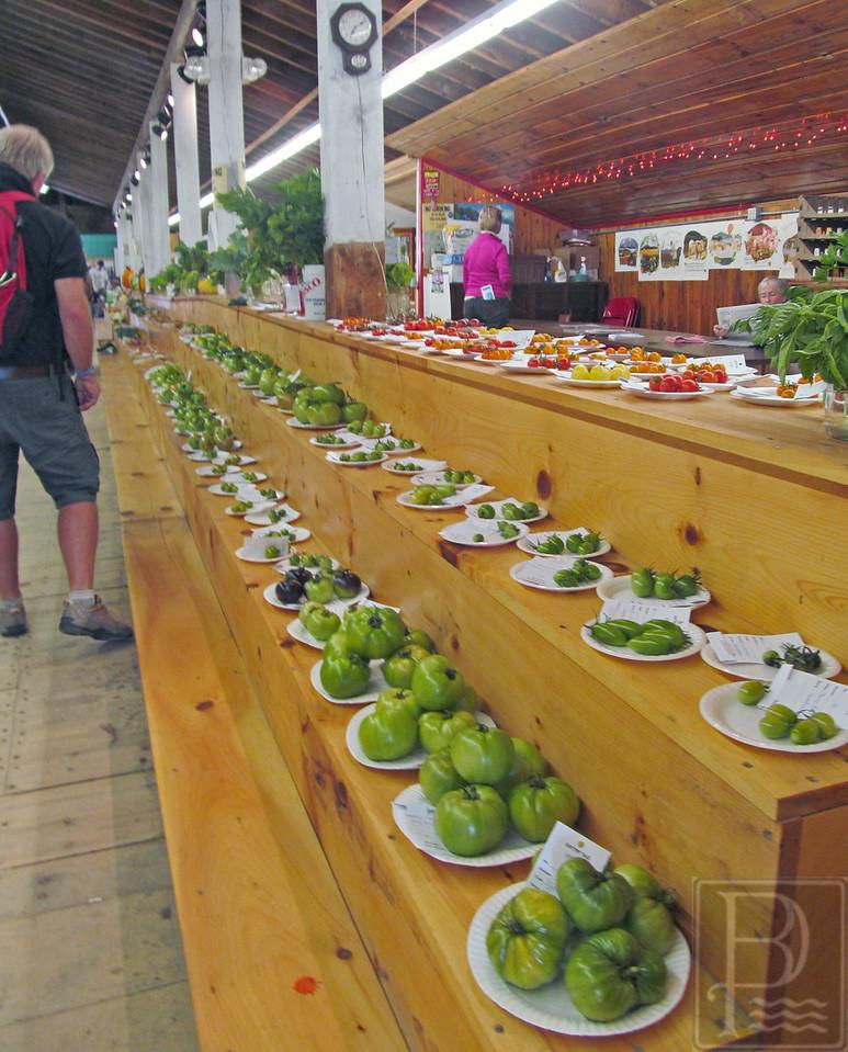 WP BHF Veggies GreenTomatoes 090414 TS