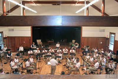CP Castine July 4 town band full band 071014 AB