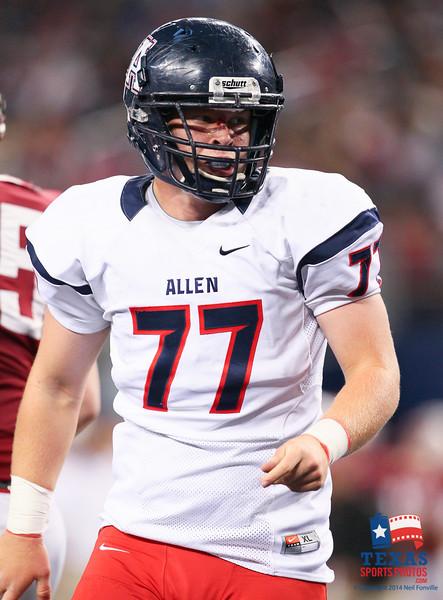 2014-11-15 Allen vs Keller Central (6A D1 Bi-district @ AT&T Stadium)