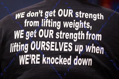 LBHS Girls Weightlifting - Nov 25, 2014