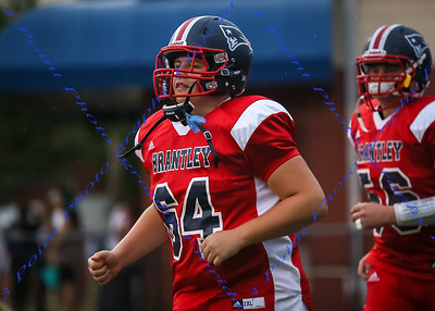 LBHS Varsity Football vs. Lyman - Sept 26, 2015