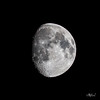Moon - 82% illuminated Waxing Gibbous