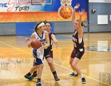Sports GSA girls at Sumner Jan. 5 defense 010815 FB