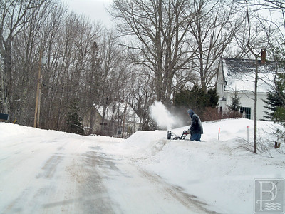 CP Storm Pix Snow Clearing Penobscot 012915 TS