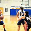 Sports DIS girls v Machias ashley to pass 012915 JS