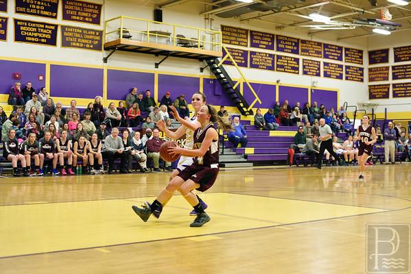 Sports; GSA; girls; bucksport; feb2; gutow; shoot; 020515 gsa, eagles, basektball
