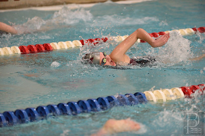 Sports girls pvcs feb 7 slagle 100 freestyle 021215 FB