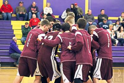 Sports GSA eagles huddle 021215 AB